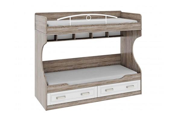 Двухъярусная детская кровать Прованс