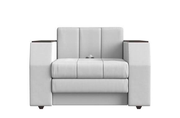 Кресло из экокожи Атлант
