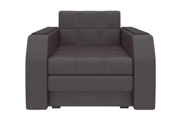 Кресло из кожи Атлант