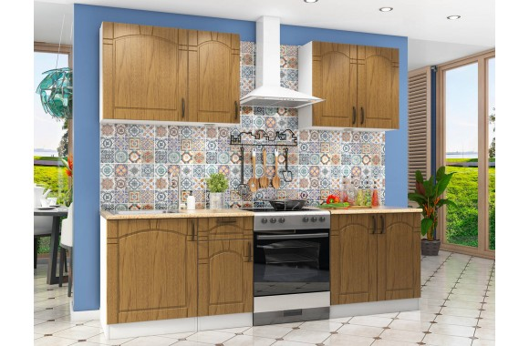 Угловая кухня Мальпело