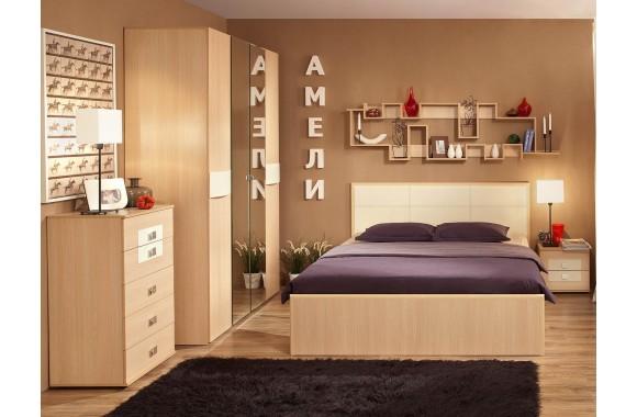 Спальные гарнитур Амели 1