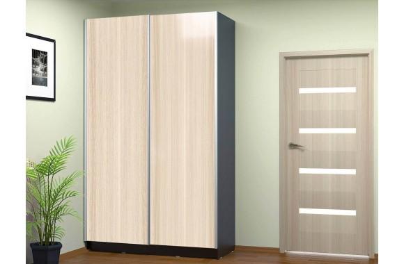 Шкаф-купе 3-х дверный Марвин в цвете Ясень глянец