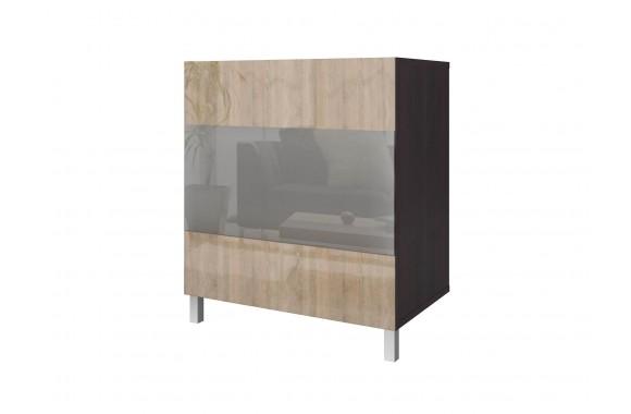 Шкаф-витрина Прато 2