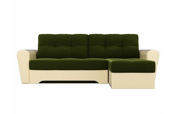 Кожаный диван Амстердам