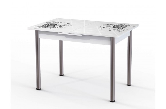 Стеклянный стол Грация
