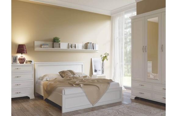 Спальные гарнитур Tiffany в цвете кремовый