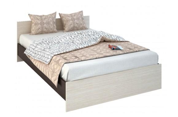 Полутораспальная кровать Бася (140х200)