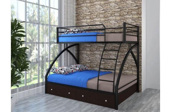 Кровать-чердак Клео