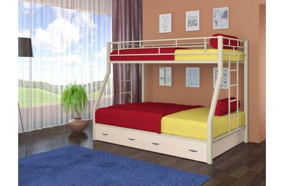 Детская кровать с ящиками Милан