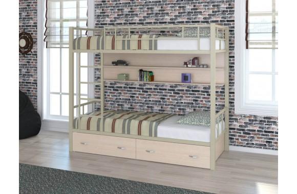 Двухъярусная детская кровать Валенсия