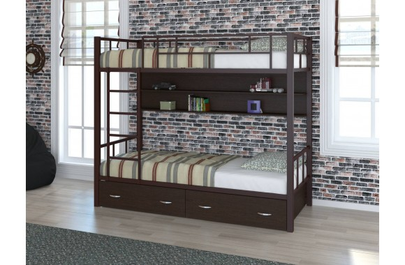 Кованая кровать Валенсия
