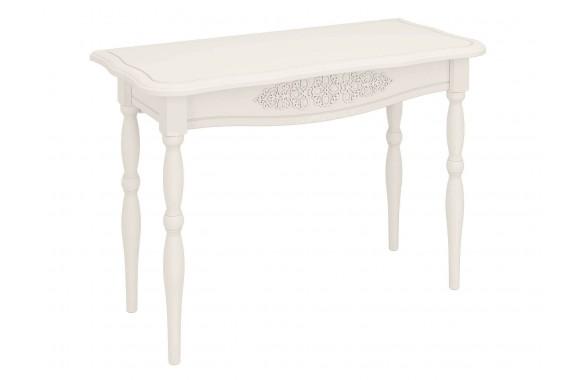 Туалетный столик подсветкойАссоль в цвете Белый