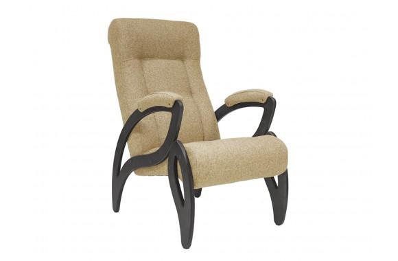 Кресло с деревянными подлокотниками для отдыха МИ