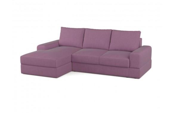 Угловой диван Elke Левый
