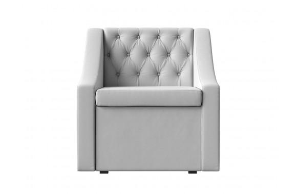 Кресло из кожи Мерлин
