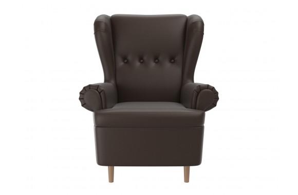 Кресло из экокожи Торин