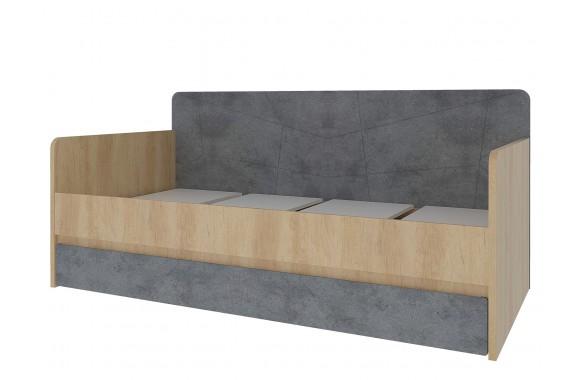 Детская кровать с ящиками Киото