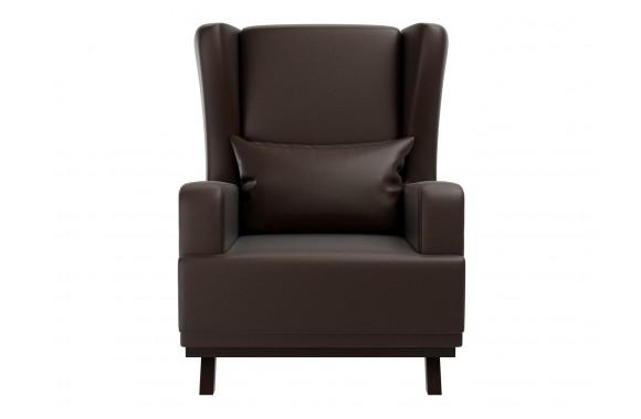 Кресло из кожи Джон