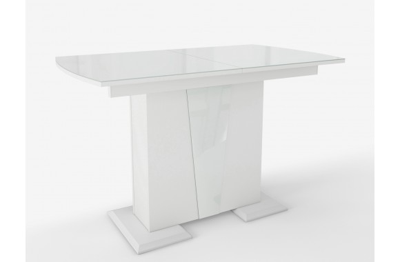 Стеклянный стол Фрегат