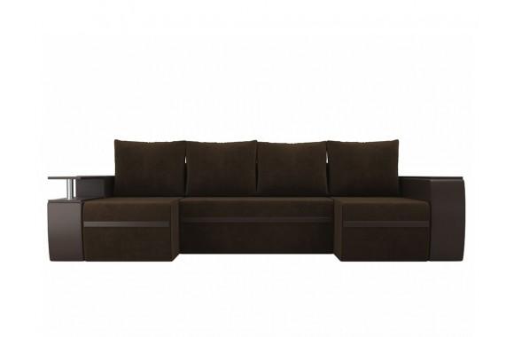 Кожаный диван Майами