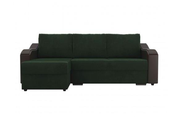 Кожаный диван Монако