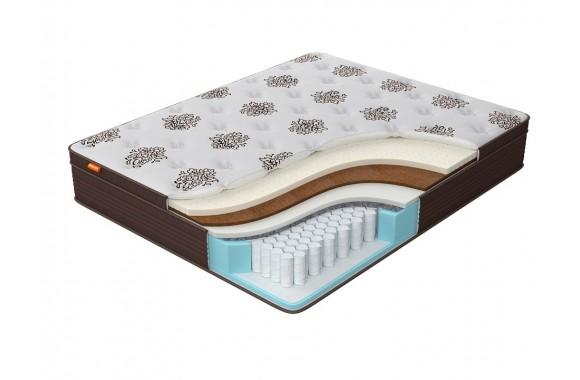 Матрас Орматек Orto Premium Middle (Brown Lux) 80x210