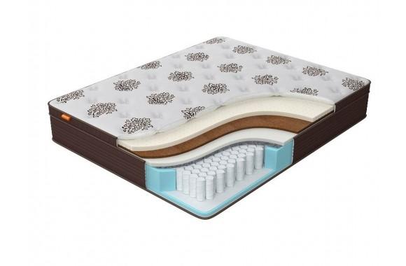 Матрас Орматек Orto Premium Middle (Brown Lux) 90x220