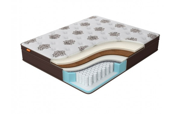 Матрас Орматек Orto Premium Middle (Brown Lux) 180x220