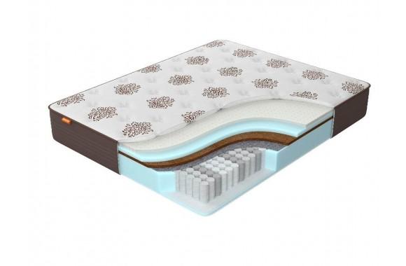 Матрас Орматек Comfort Prim Middle (Brown) 200x200