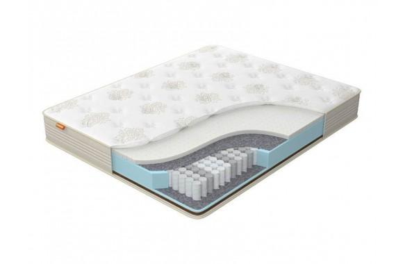 Матрас Орматек Comfort Duos Soft/Middle (Beige) 200x220