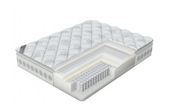 Матрас Verda Soft memory Pillow Top (Frostwork/Anti Slip) 200x195