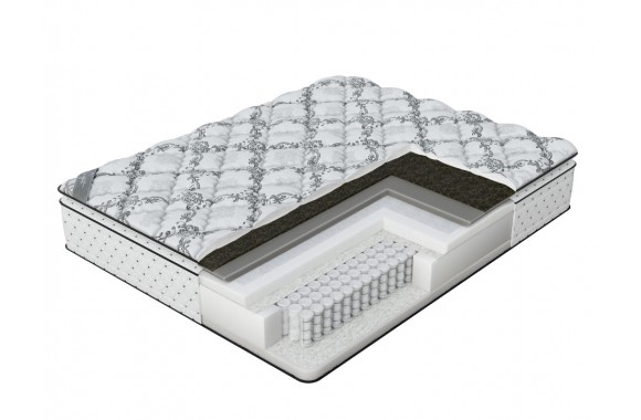 Матрас Verda Support Pillow Top (Silver Lace/Anti Slip) 200x220