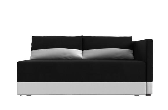 Кожаный диван Никас