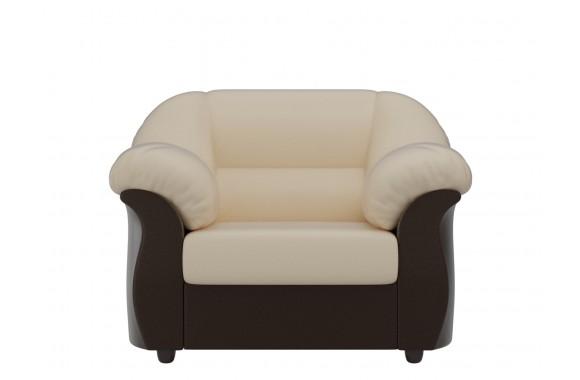 Кресло со спинкой на колесах Карнелла