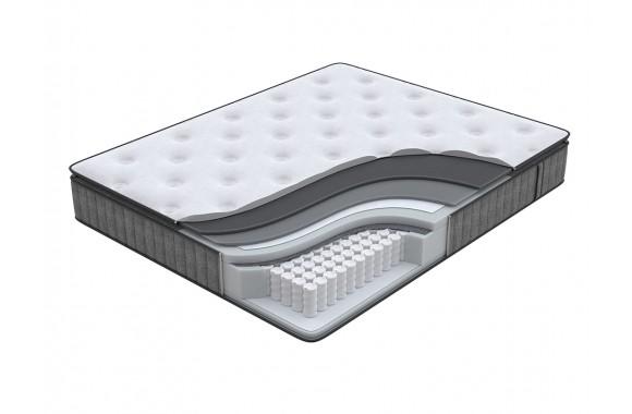 Матрас Орматек Energy Touch Middle pillow-top (Dark Grey) 140x190