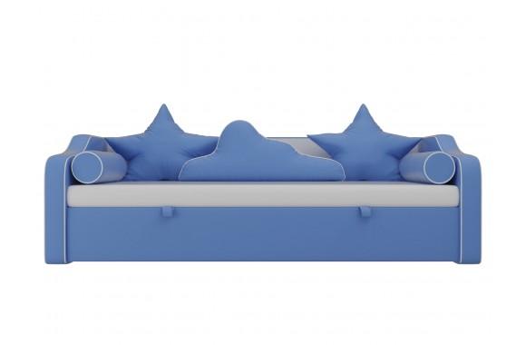 Диван голубой Детский кровать Рико