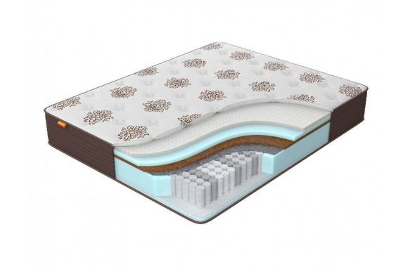 Матрас Орматек Comfort Prim Middle Plus (Brown) 120x210