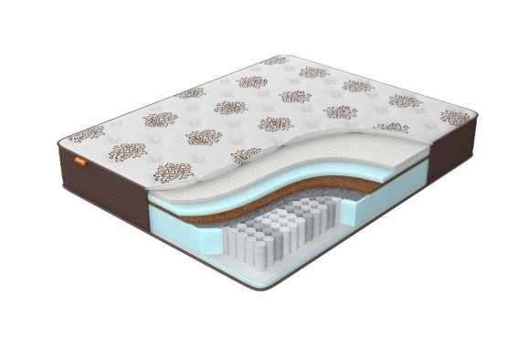 Матрас Орматек Comfort Prim Middle Plus (Brown) 180x195