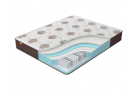 Матрас Орматек Comfort Prim Soft Plus (Brown) 180x190