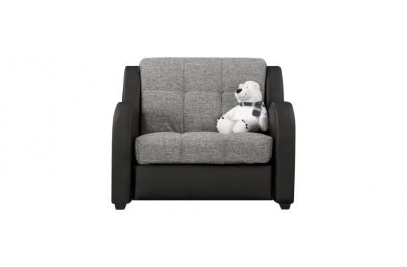 Кресло кожаное Барон