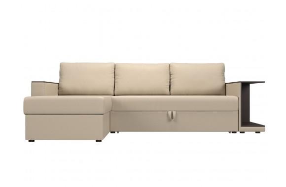 Кожаный диван Атланта С